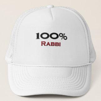 Gorra De Camionero Rabino del 100 por ciento