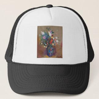Gorra De Camionero Ramo de flores - Odilon Redon