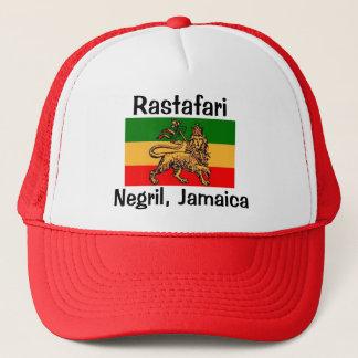 Gorra De Camionero Rastafari Negril, Jamaica