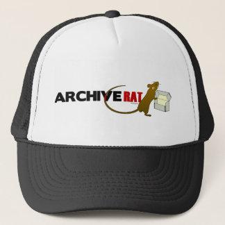 Gorra De Camionero Rata del archivo (versión 2)