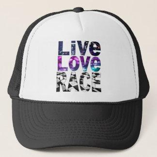 Gorra De Camionero raza viva del amor