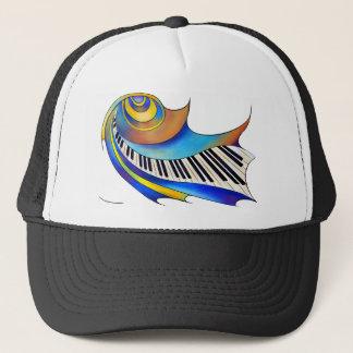 Gorra De Camionero Redemessia - piano espiral