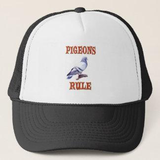 Gorra De Camionero Regla de las palomas