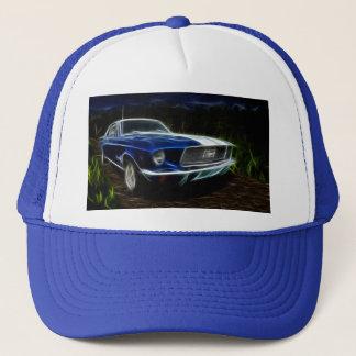 Gorra De Camionero Relámpago del coche