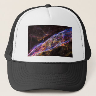 Gorra De Camionero Remanente de la supernova de la nebulosa del velo