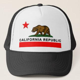 Gorra De Camionero República de California
