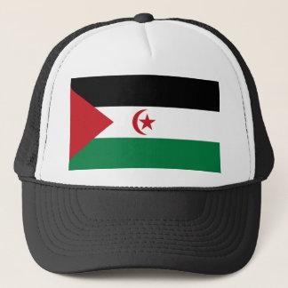 Gorra De Camionero República Democratic árabe de Sahrawi
