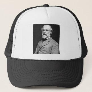 Gorra De Camionero Retrato de general confederado Roberto E. Lee