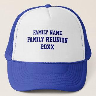 Gorra De Camionero Reunión de familia