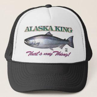 Gorra De Camionero ¡Rey de Alaska que es mi cosa!