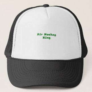 Gorra De Camionero Rey del hockey del aire