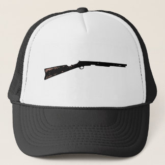 Gorra De Camionero Rifle largo