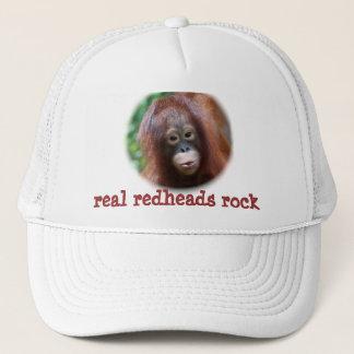 Gorra De Camionero roca real de los redheads