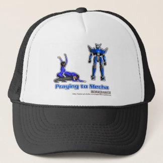 Gorra De Camionero Rogación a Mecha