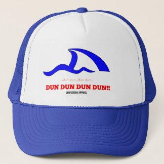 Gorra De Camionero Ropa de SURFESTEEM, casquillo, aleta del tiburón