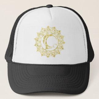 Gorra De Camionero Ropa del diseño de la sirena de la fantasía