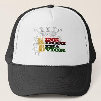 Gorra De Camionero Ropa del león de Behavoir del reino