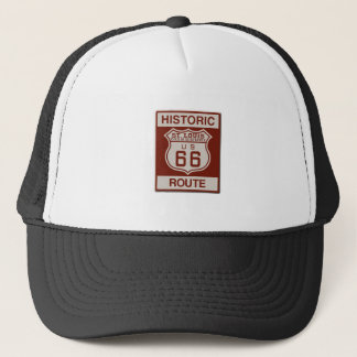 Gorra De Camionero Ruta 66 de St. Louis