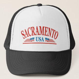 Gorra De Camionero Sacramento California los E.E.U.U.