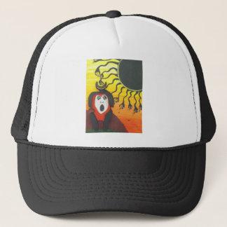 Gorra De Camionero Sacrificio a dios de serpiente solar