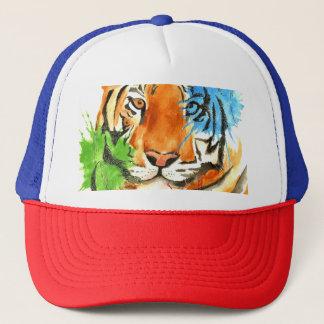 Gorra De Camionero Salpicadura del tigre
