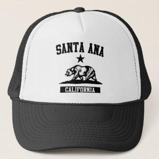 Gorra De Camionero Santa Ana California