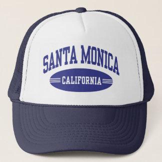 Gorra De Camionero Santa Mónica California