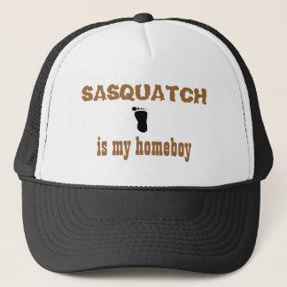Gorra De Camionero Sasquatch es mi homeboy