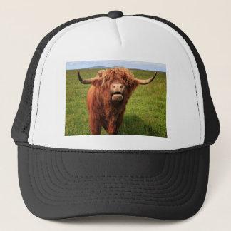 Gorra De Camionero Scottish país de drogado Cattle - Scotland