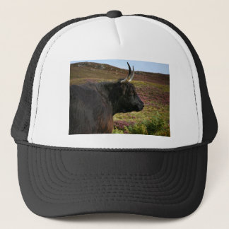 Gorra De Camionero Scottish país de drogado Cow - Scotland