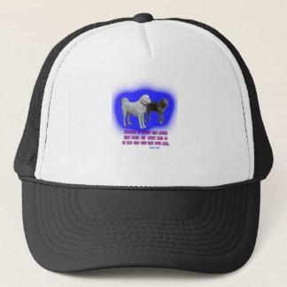 Gorra De Camionero Se enseña cada uno que los ángeles tienen alas