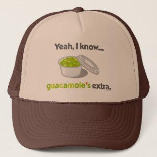Gorra De Camionero Sé sí que el Guacamole es adicional (la taza de