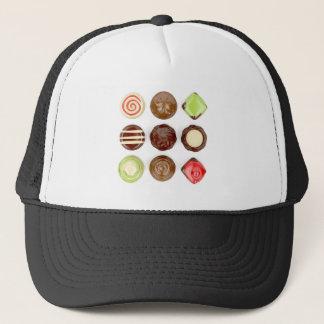 Gorra De Camionero Selección de caramelos de chocolate