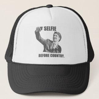 Gorra De Camionero Selfie antes del país - Trudeau