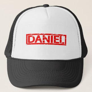 Gorra De Camionero Sello de Daniel