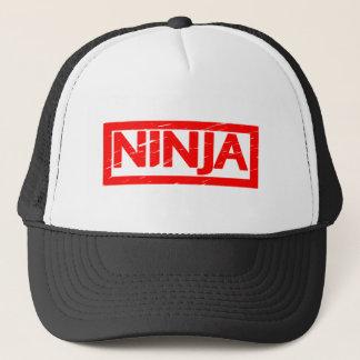 Gorra De Camionero Sello de Ninja