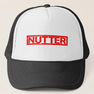 Gorra De Camionero Sello de Nutter