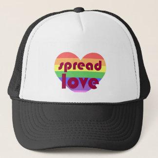 Gorra De Camionero Separe el amor gay