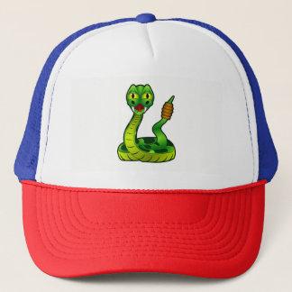 Gorra De Camionero Serpiente de cascabel