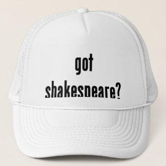 Gorra De Camionero ¿shakespeare conseguido?