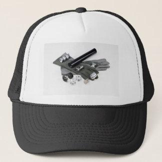Gorra De Camionero Silenciador del supresor del arma de fuego con los