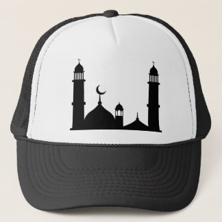 Gorra De Camionero Silueta de la mezquita
