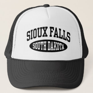 Gorra De Camionero Sioux Falls Dakota del Sur