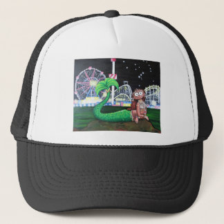 Gorra De Camionero Sirena de Coney Island