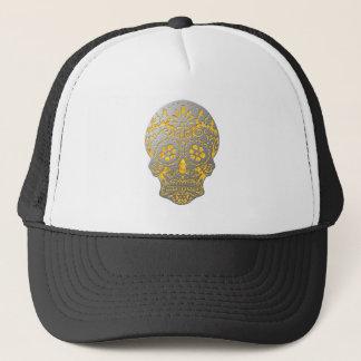 Gorra De Camionero Skull2MetalFire