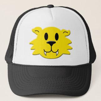 Gorra De Camionero Smiley del hombre lobo
