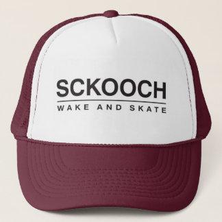 Gorra De Camionero SnapBack de la malla de Sckooch