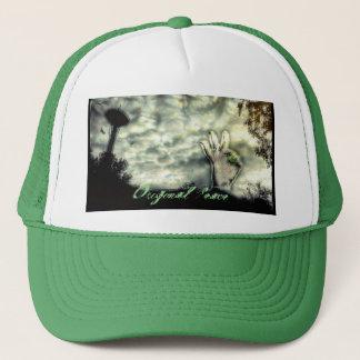 Gorra De Camionero Snapback original del verde de la aguja de Irie de