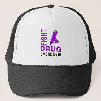Gorra De Camionero Sobredosis de droga de la lucha