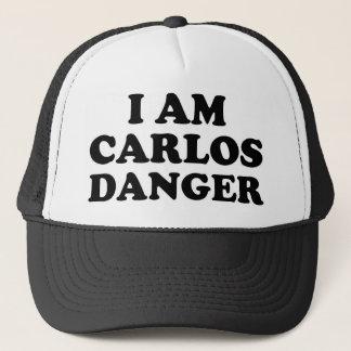Gorra De Camionero Soy peligro de Carlos